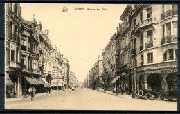 CP  Leuven - Louvain   ---   Avenue Des Alliés - Leuven