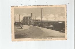 CAGLIARI 0214 DARSENA CENTRALE ELETTRICA 1917 - Cagliari