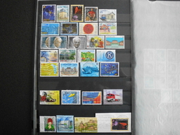 Luxemburg Luxembourg - Collection (4) - 90 Stamps With Euro Values - Colecciones