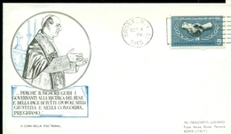 VIAGGI PAPALI-PAPI-PAOLO  VI° -PAPA MONTINI-USA-NEW YORK - ONU-NAZIONI UNITE -1965 - Papi