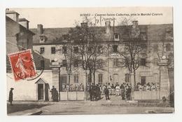 12 Rodez, Caserne Sainte Catherine Près Le Marché Couvert  (2185) - Rodez
