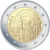 SPANIEN 2 Euro 2018 - Santiago De Compostela - UNC - España
