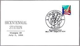 Bicentennial City Of Glasgow - GAITERO - BAGPIPER. Glasgow KY 1999 - Música