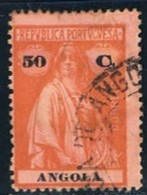 Angola, 1914, # 156, Used - Angola