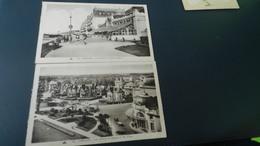 Lot De 2 Cp   Sur  Cabourg     (le Casino Et Le Grand Hotel + Les Jardins Du  Casino Et Les Villas  ) - Cabourg