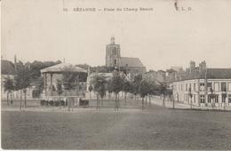 Sézanne - Place Du Champ Benoit - Sezanne
