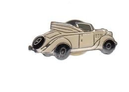 Pin's -  VOITURE BLANCHE -  VOLKSWAGEN COCCINELLE DECAPOTABLE - Volkswagen