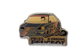 Pin's -  VOITURE PEUGEOT - PIECES D'ORIGINE PEUGEOT - Peugeot