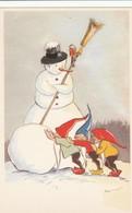 Sneeuwman - Nouvel An