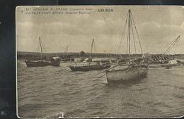 Carte Obl. N° 11. Vue 1. UDJIDJI  Obl. Kigoma 19 Octobre 1918 - Stamped Stationery
