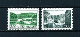 Finlandia  Nº Yvert  548C/9C (fosforescente)  En Nuevo - Finlandia