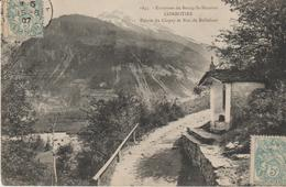 Environs De Bourg St Maurice Combotier, Pointe Du Clapey Et Roc De Belleface - France