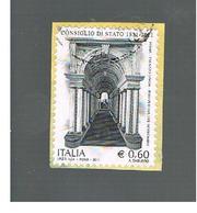 ITALIA REPUBBLICA  -   2011    -   CONSIGLIO DI STATO      -   USATO  ° - 1946-.. République
