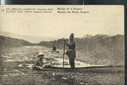 Carte Obl.  N° 11. Vue 16. Marais De La Kagera   Obl. Kigoma - Stamped Stationery