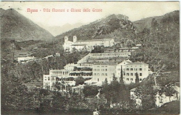 Massa. Villa Massoni E Chiesa Delle Grazie. - Massa
