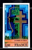France YT N° 1941 Non-dentelé Neuf ** MNH. TB. A Saisir! - Non Dentelés