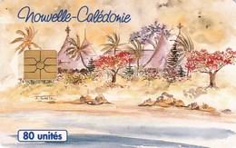 New Caledonia - Cases Et Lagon - NC-022 - New Caledonia