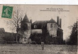 V12931 Cpa 36 Chasseneuil - Le Haut Cluzeau - France