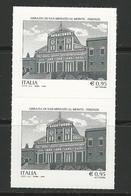 2018 - Abbazia Di San Miniato Al Monte In Firenze - Coppia - Serie Completa - 6. 1946-.. Republic