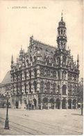 Oudenaarde - Audenarde - CPA  - L'hôtel De Ville - Oudenaarde