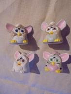 4 Figurines Gremlins Tiger Electronics 1999 - Sonstige