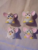 4 Figurines Gremlins Tiger Electronics 1999 - Figurines