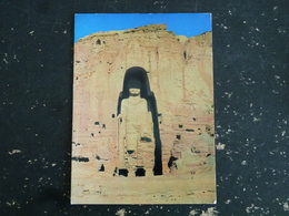 AFGHANISTAN - STATUE DU GRAND BOUDDHA A BAMAIYAN - Afghanistan