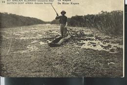 Carte Neuve  N° 11. Vue 15. La Kagera - Stamped Stationery