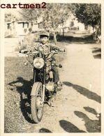 VIETNAM INDOCHINE SAÏGON MOTO MOTARD - Motorräder