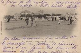 CPA 17 ROYAN La Grande Conche Le Matin - Royan
