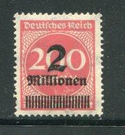ALLEMAGNE EMPIRE- Y&T N°281- Neuf Sans Charnière ** - Allemagne