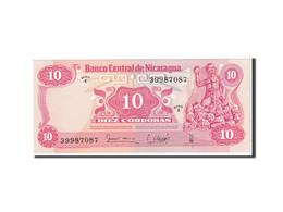 Billet, Nicaragua, 10 Cordobas, 1979, Undated, KM:134, NEUF - Nicaragua