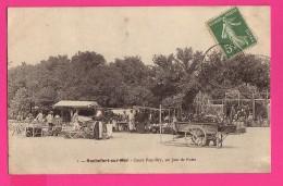 CPA (Réf : PA007) 1. ROCHEFORT-sur-MER (17 CHARENTE MARITIME) Cours Roy-Bry, Un Jour De Foire (très Animée) - Rochefort