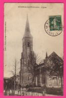 CPA (Réf : PA041) SAUJON DE BLAYE (33 GIRONDE)  L'Église - Autres Communes