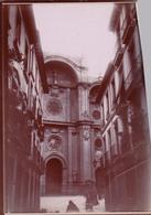 A-IDENTIFIER-  Espagne Espana Granada  - 1900's (leger Defaut Petite Fisure A Droite) - A Identificar