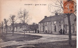 89 - Yonne - Charmoy  - Route De Joigny - Charmoy