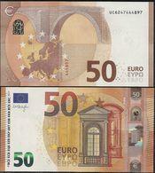 2017-NUEVO BILLETE DE 50 EUROS-SIN CIRCULAR-U011C4 - EURO