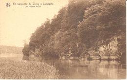 Chiny - CPA - En Barquette De Chiny à Lacuisine - Les Rochers Fendus - Chiny