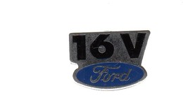 Pin's -  FORD 16V - Ford