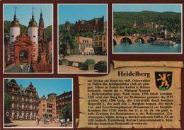 Heidelberg - U.a. Schlosshof Mit Friedrchsbau - Ca. 1980 - Heidelberg