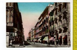 1958 TARANTO Via D'Aquino  FG V  SEE 2 SCANS Animata - Taranto