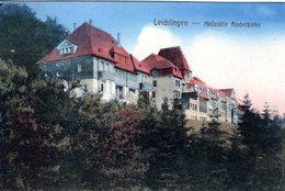DE-NW: LEICHLINGEN: Heilstätte Roderbirke - Autres