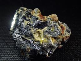 Peretaite (2 X 1.5 X 1.5 Xm ) Type Locality - Pereta Quarry - Scansano -  Italy - Minerals