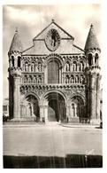 """[86] Vienne > Poitiers """"L'eglise N D""""   (Format 9 X 14) - Poitiers"""