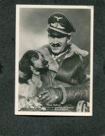 Deutsches Reich Propaganda Postkarte 1938 Oberts Galland - Deutschland