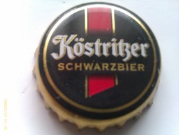 Chapa Kronkorken Caps Tappi Cerveza Kostritzer. Alemania - Bière