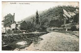 Aywaille - Vue De L'Amblève - 1910 - Edit. De Graeve N° 4581 - 2 Scans - Aywaille