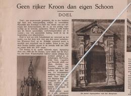 DOEL...1931... - Documentos Antiguos