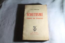 Scoutisme, Route De Liberté - Scoutisme