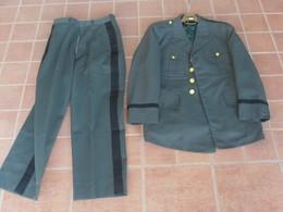 US ARMY OFFICER SERVICE UNIFORM SET - Divise